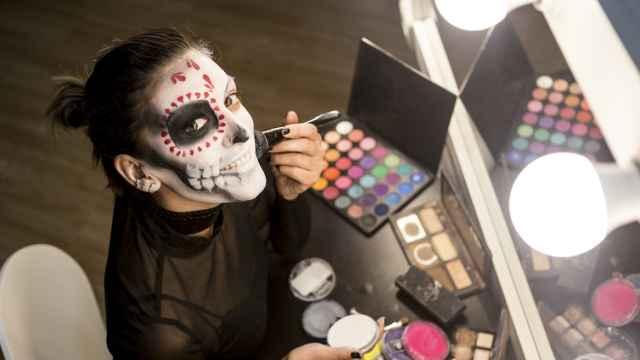 Los productos esenciales para un maquillaje de Halloween fácil y terrorífico