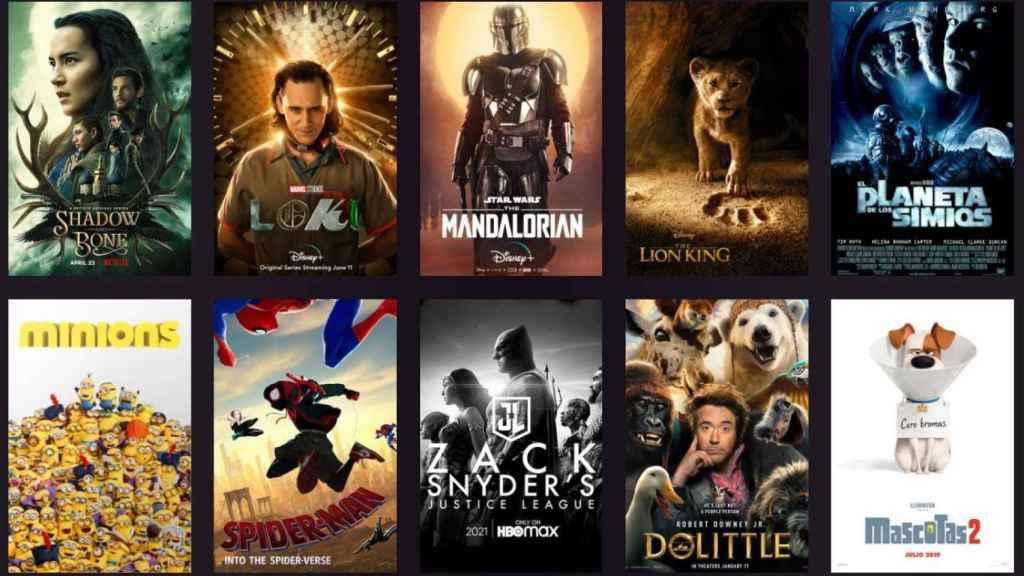 Las aulas virtuales de Animum han formado a alumnos que han participado en la producción de 'El Rey León', 'El Planeta de los Simios', 'Shadow & Bone', 'Minions', 'Mascotas 2', 'Spiderman: Un nuevo universo', 'Smallfoot', 'Dr.Dolittle' y 'Bob Esponja-la película'.