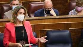 Ribera pide a las eléctricas más implicación con la industria y plantea avales públicos para su factura