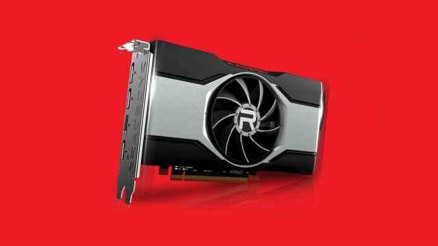 AMD Radeon RX 6600.