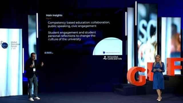 Global Education Forum de la UCJC