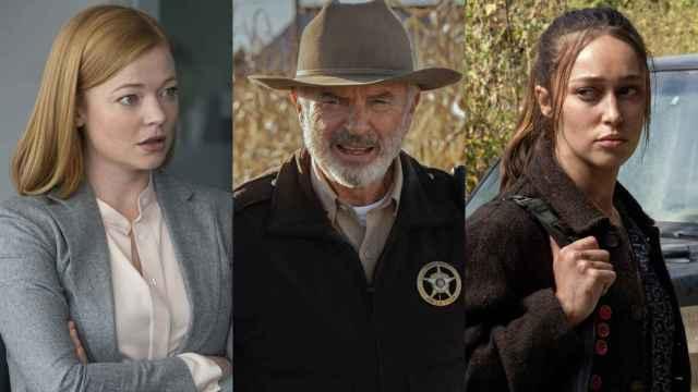 'Succession', 'Invasión' y 'Fear The Walking Dead', entre los estrenos de esta semana.