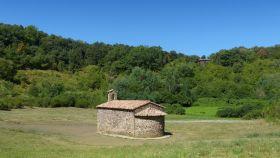 La Garrotxa, tierra de volcanes y pueblos medievales