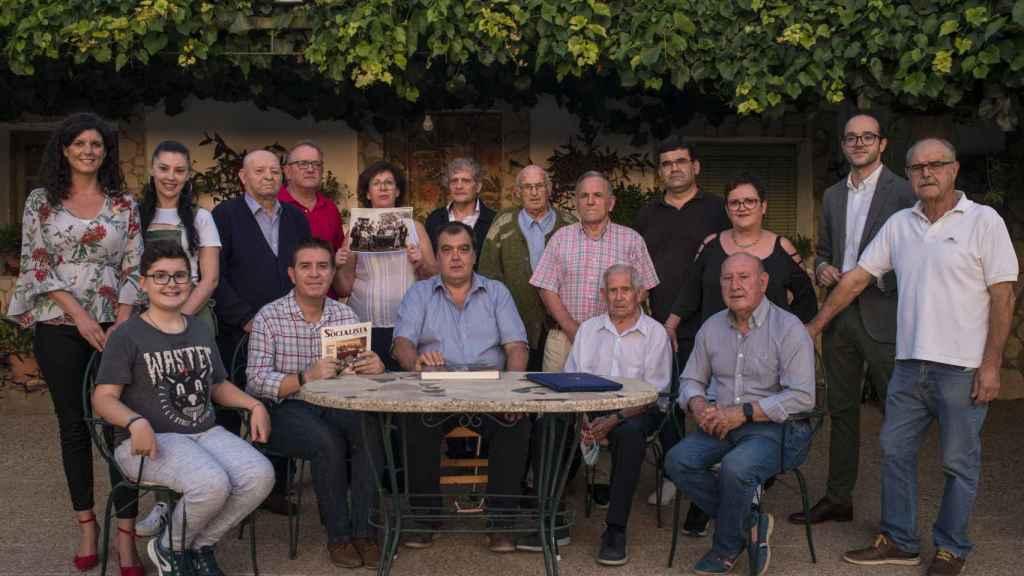 Agrupación socialista de Villalgordo del Júcar, 2021.