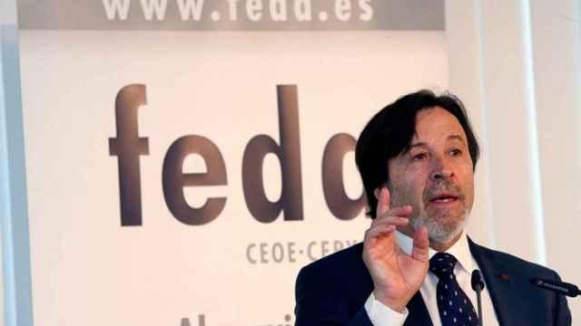 Artemio Pérez, presidenta de FEDA