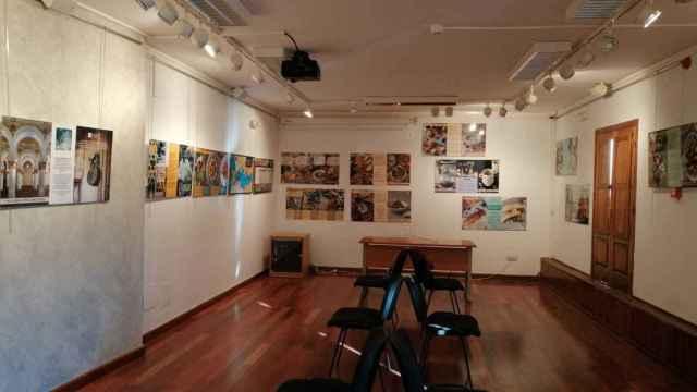 La exposición se puede visitar hasta finales de este mes