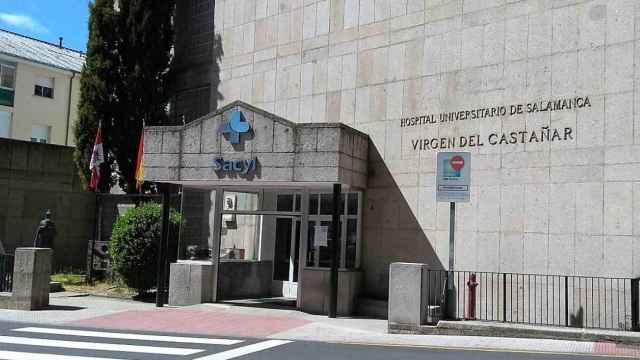 Hospital Virgen del Castañar de Béjar