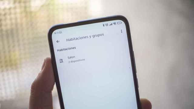 Como ordenar tus dispositivos por habitaciones en Google Home.