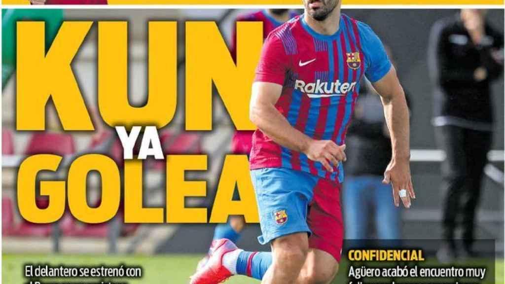 Portada Sport (14/10/21)