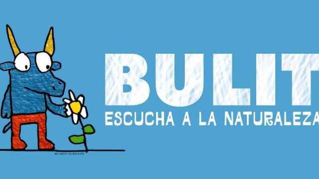 Cartel del cortometraje 'Bulit'