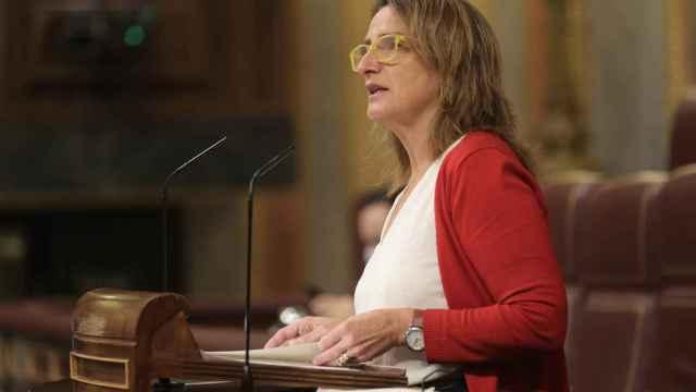 Teresa Ribera, vicepresidenta del Gobierno.
