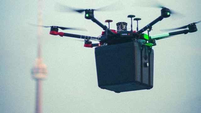 Dron de Unither Bioélectronique