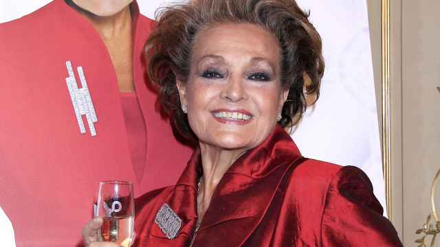 La artista y presentadora Carmen Sevilla en una imagen de archivo tomada en 2008.