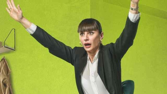 Miren Ibarguren, de envolver regalos para navidad a la mejor actriz de comedia de este país