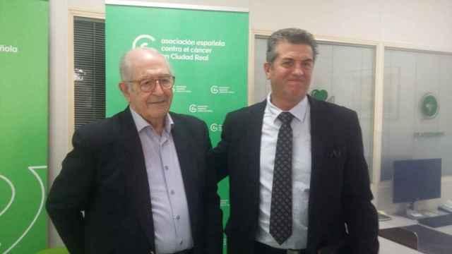 Félix Peinado y Marciano Sánchez
