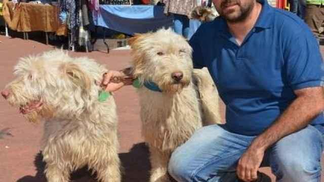 Emilio Montilla ha hecho su primer Erasmus rural.