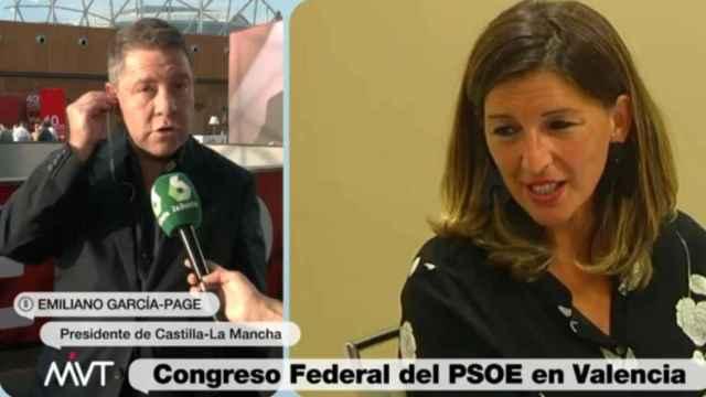 Emiliano García-Page ha sido entrevistado este viernes en laSexta.