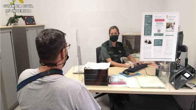 La prueba piloto en Torrevieja que lanza la Guardia Civil es una de las cuatro en toda España.