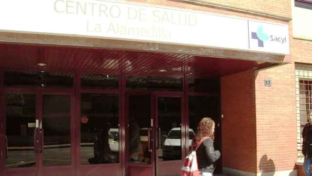 Imagen de archivo del centro de salud de La Alamedilla, que se descongestionará de consultas con la construcción del centro de salud de Prosperidad