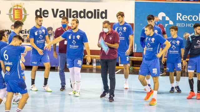 El Atlético Valladolid se enfrenta al F.C. Barcelona