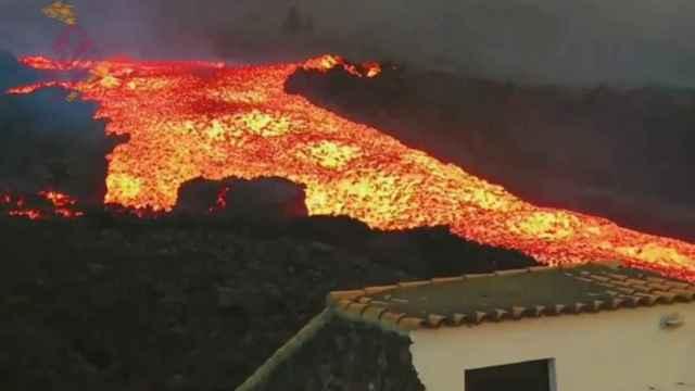 El tsunami de lava. INVOLCAN.