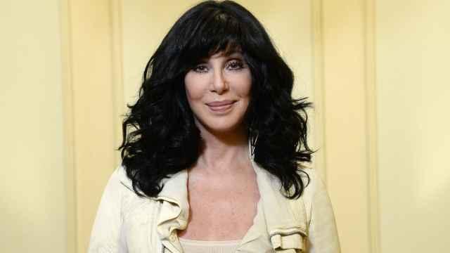 La cantante Cher.