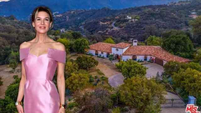 La espectacular hacienda que Renée Zellweger ha vendido en California por 5 millones de euros