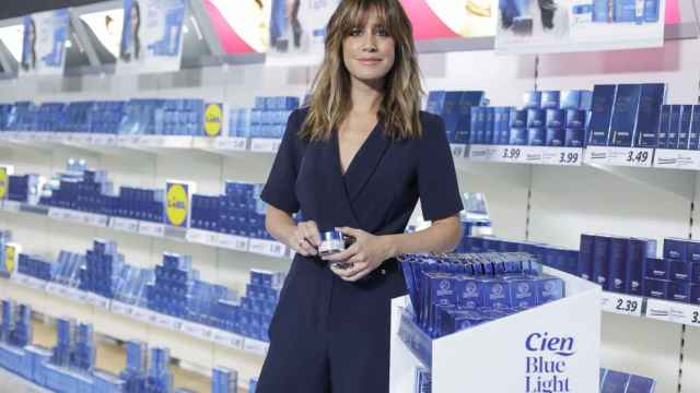 Isabel Jiménez es la embajadora de la nueva línea cosmética.