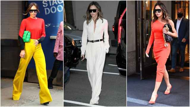 Victoria Beckham en Nueva York.