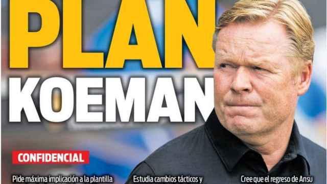 Portada Sport (15/10/21)