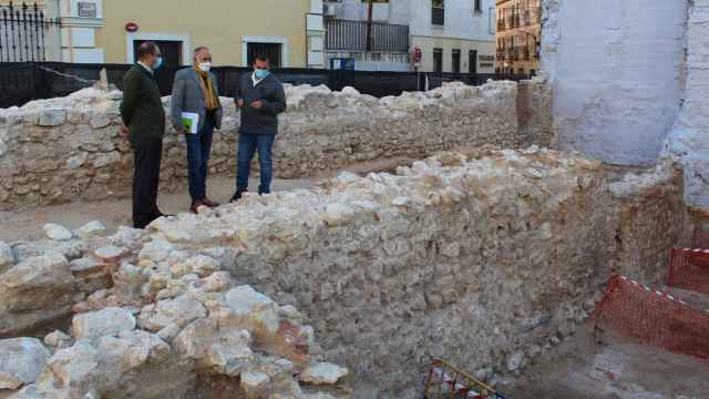 Nuevas pistas sobre los restos arqueológicos aparecidos en un solar de Guadalajara