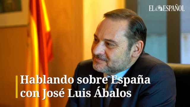 Hablando sobre España con José Luis Ábalos