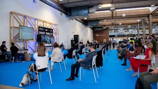 Feria Valencia acogió el 14 de octubre el evento Smart Mobility Valencia para posicionar a la Comunidad Valenciana en el sector de la movilidad inteligente en Europa.