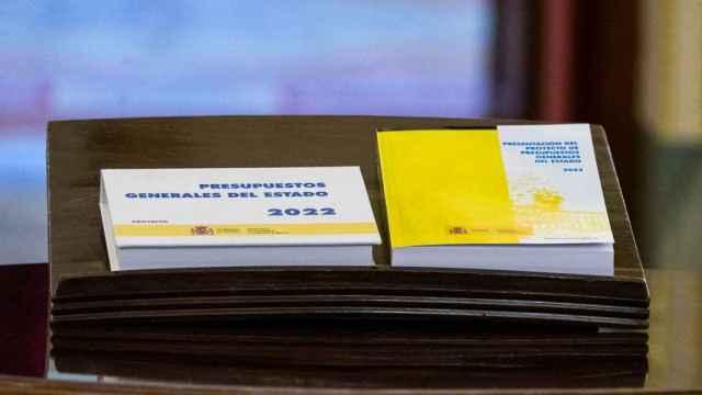 Entrega de los Presupuestos Generales del Estado (PGE) en el Congreso de los Diputados
