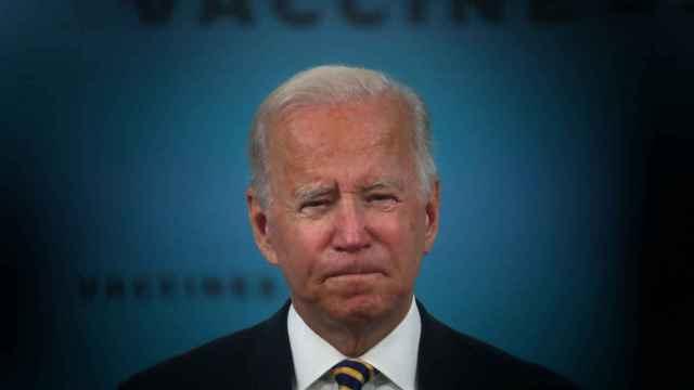 El presidente estadounidense, Joe Biden.