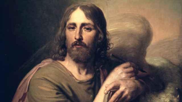San Lucas, evangelista.