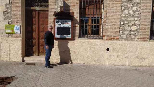 El nuevo punto de información de Portillo situado en la Oficina de Turismo