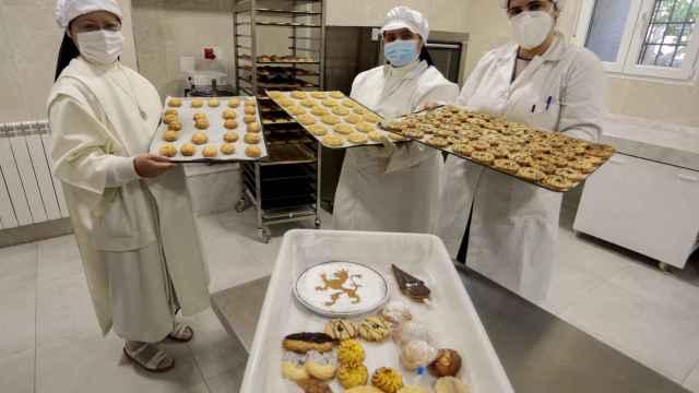 ICAL | Madres Concepcionistas Franciscanas de León elaborando dulces para vender
