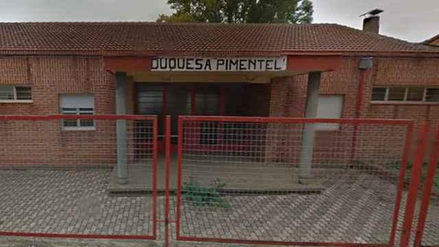 Escuela de música Duquesa Pimentel en Benavente