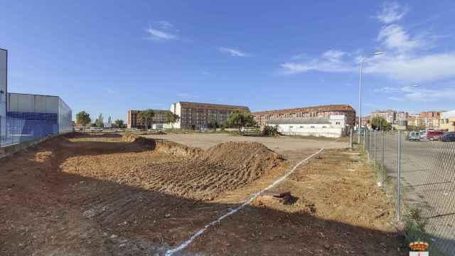 Obras para supermercado Lupa en Benavente