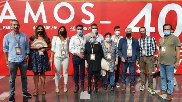 El PSOE de Zamora en el 40 Congreso Federal