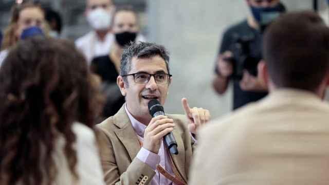 Félix Bolaños, ministro de la Presidencia y miembro de la Ejecutiva del PSOE.