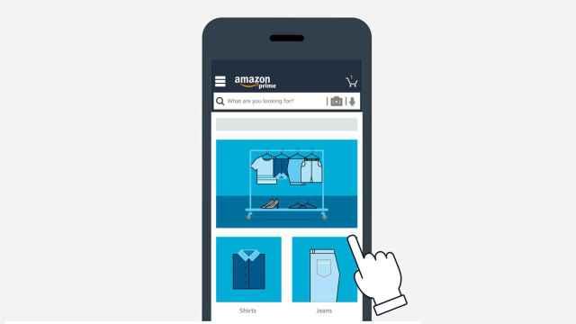 Pruebalo Primero de Amazon Prime