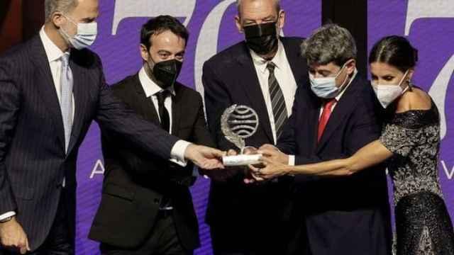 Ganadores del Premio Planeta 2021.