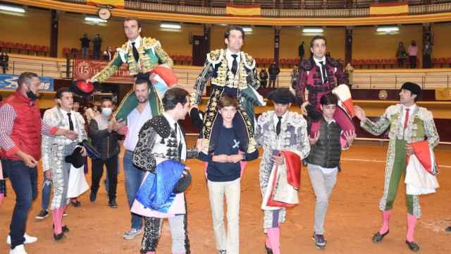 FOTOGALERÍA | Corrida concurso de ganaderías en Alba de Tormes