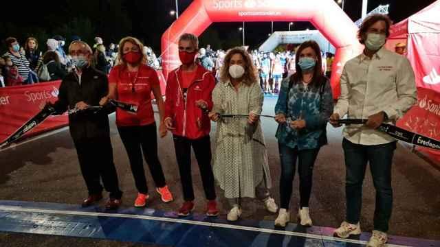 Imágenes del día en Castilla-La Mancha: la Nocturna llena Toledo de corredores populares