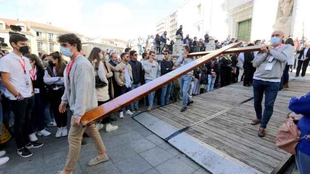 Valladolid dice adiós al VIII Encuentro Nacional de Jóvenes de Hermandades y Cofradías