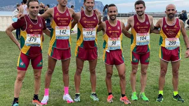 Los atletas del Vino de Toro Caja Rural