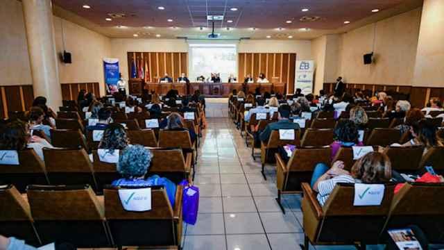 Congreso sobre bilingüismo celebrado en Valladolid