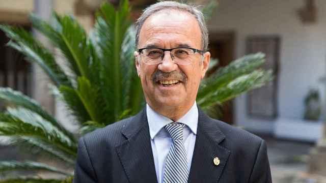 El catedrático de Ingeniería Química Juan Lema Rodicio